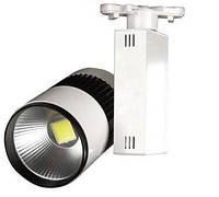 Трэковый светильник 40Вт 6000К