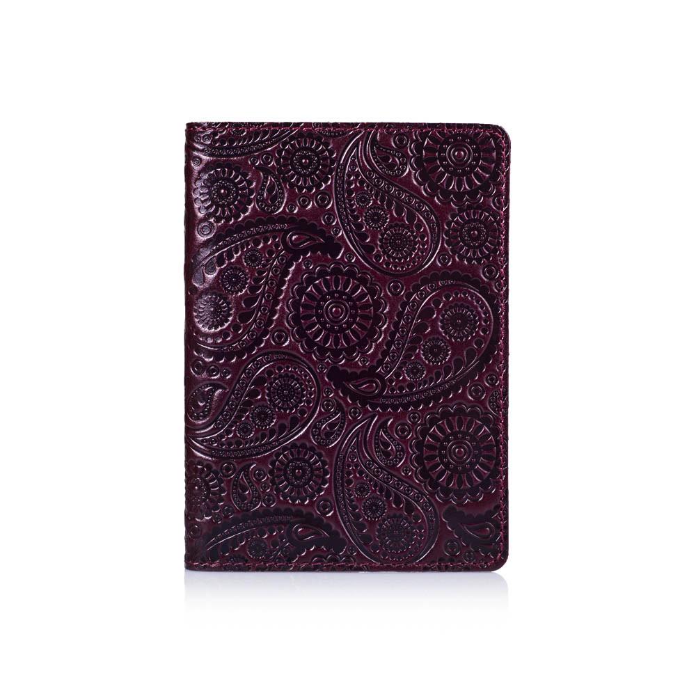 """Обложка для паспорта Crystal Sangria """"Buta Art"""""""