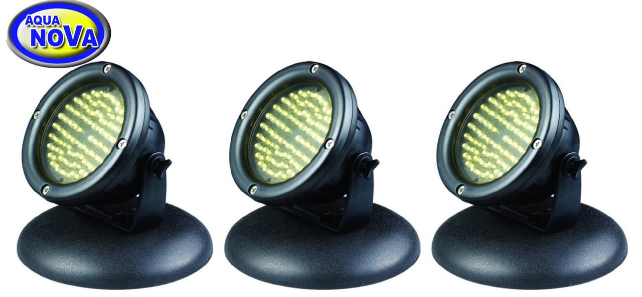 AquaNova NPL5-LED3 подводный светильник для пруда фонтана водопада