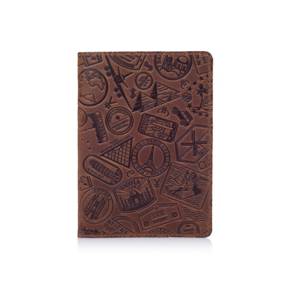 """Обложка для паспорта Shabby Cumaru """"Let's Go Travel"""""""