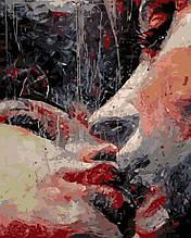 Картина по номерам ArtStory Страстный поцелуй
