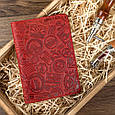"Обложка для паспорта Shabby Red Berry ""Let's Go Travel"", фото 5"
