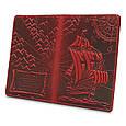 "Обложка для паспорта Shabby Red Berry ""Discoveries"", фото 5"