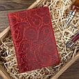 """Обложка для паспорта Shabby Red Berry """"Buta Art"""", фото 5"""
