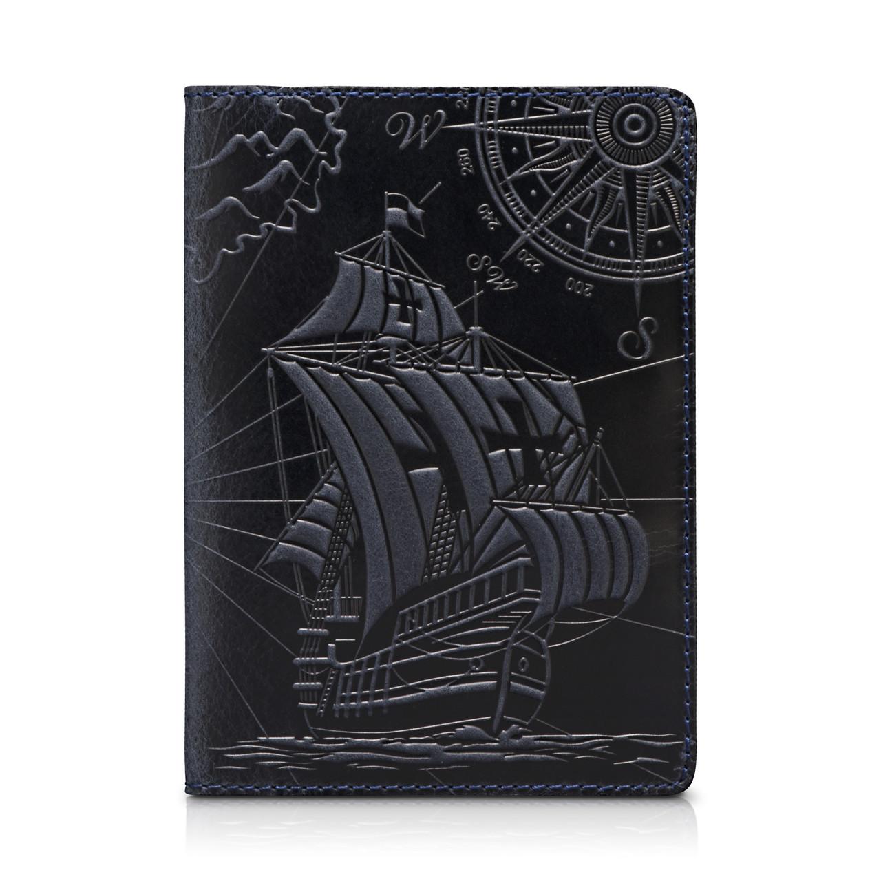 "Обложка для паспорта Shabby Ink ""Discoveries"""