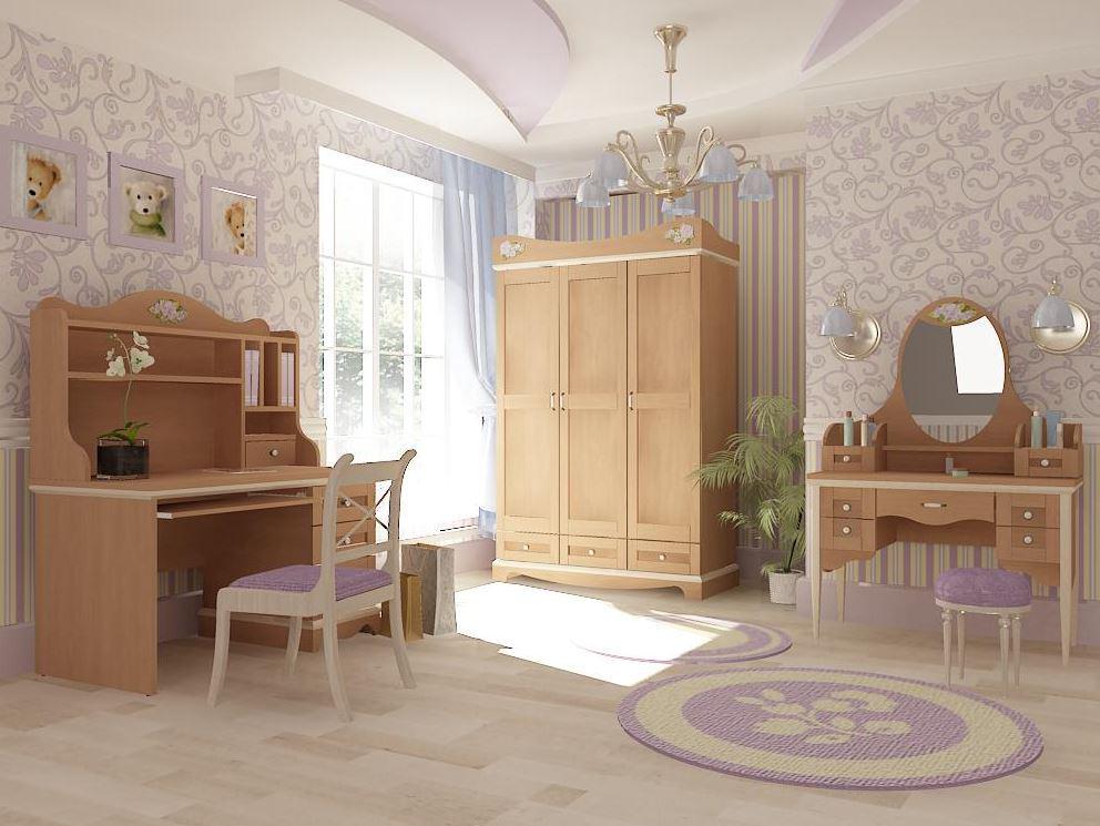 d2ec7051d Детская комната Angel вишня - Матрас Диван - мебельный интернет магазин в  Киеве