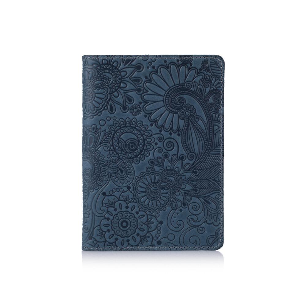 """Обложка для паспорта Shabby Lagoon """"Mehendi Art"""""""