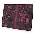 "Обложка для паспорта Shabby Plum ""Discoveries"", фото 5"