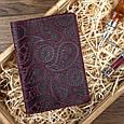 "Обложка для паспорта Shabby Plum ""Buta Art"", фото 5"