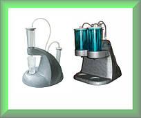 Аппарат для приготовления синглетно-кислородной смеси МИТ-С (двухканальный)