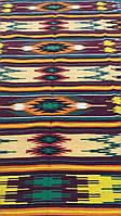 Килим доріжка тканий гуцульський з орнаментом 300*200см