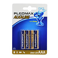 Батарейка SAMSUNG PLEOMAX LR03/4bl SUPER (40)