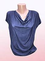 Летняя женская блуза больших размеров (1804/1)