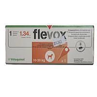 Флевокс Спот-он для собак 10-20 кг ( 1 пипетка )