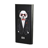 Power Bank PANDA MAN Xiaomi Mi 20800mAh black (60%)
