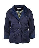 Женский пиджак с гипюром р50-60