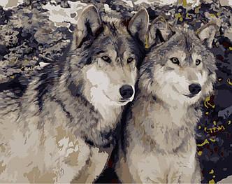 Картина по номерам ArtStory Преданность волка, фото 2