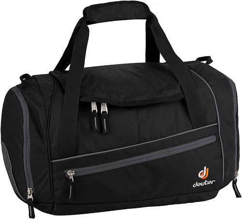 Спортивная детская сумка 20 л. DEUTER HOPPER, 80261 7000 черный