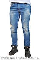 Джинсы мужские DOLCE & GABBANA 3307 синие