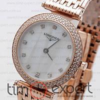 Longines Le Grande Classique Diamond Gold-Write