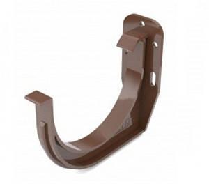 Кронштейн желоба пластиковый Bryza 125 коричневый, белый, графит, кирпичный