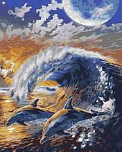 Картина по номерам ArtStory На волнах