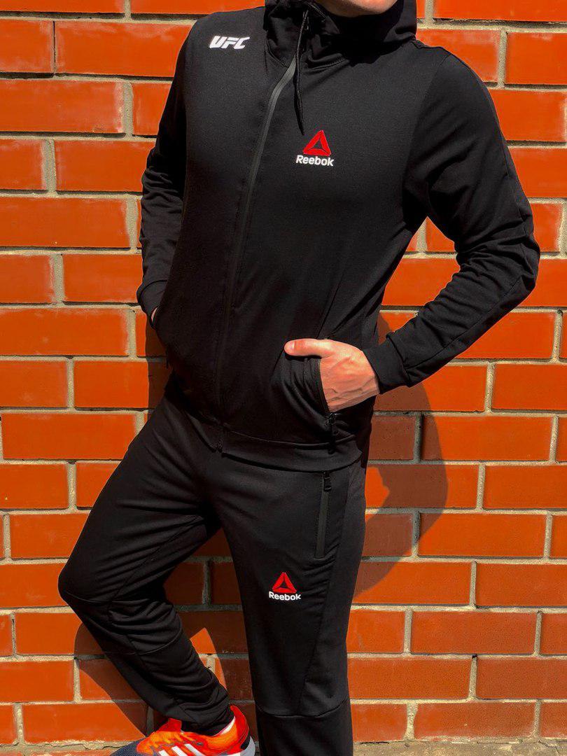 ... Легкий мужской спортивный костюм на весну осень рибок (Reebok UFC) 3 88c37ae83ce37