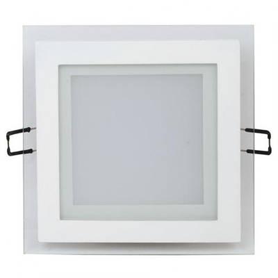 Светильник встраиваемый  12W , 4200К,(белый) Horoz