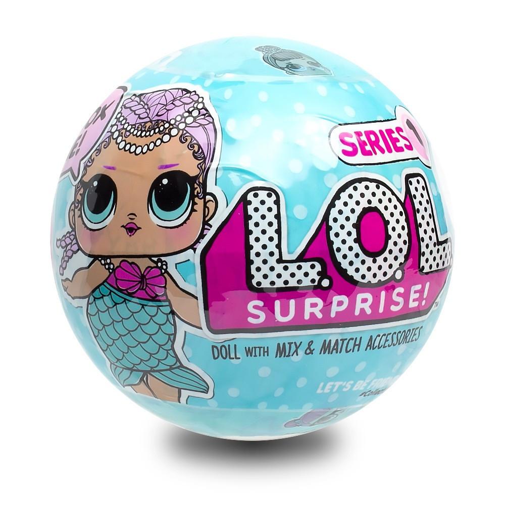 LOL surprise большой шар серия 1