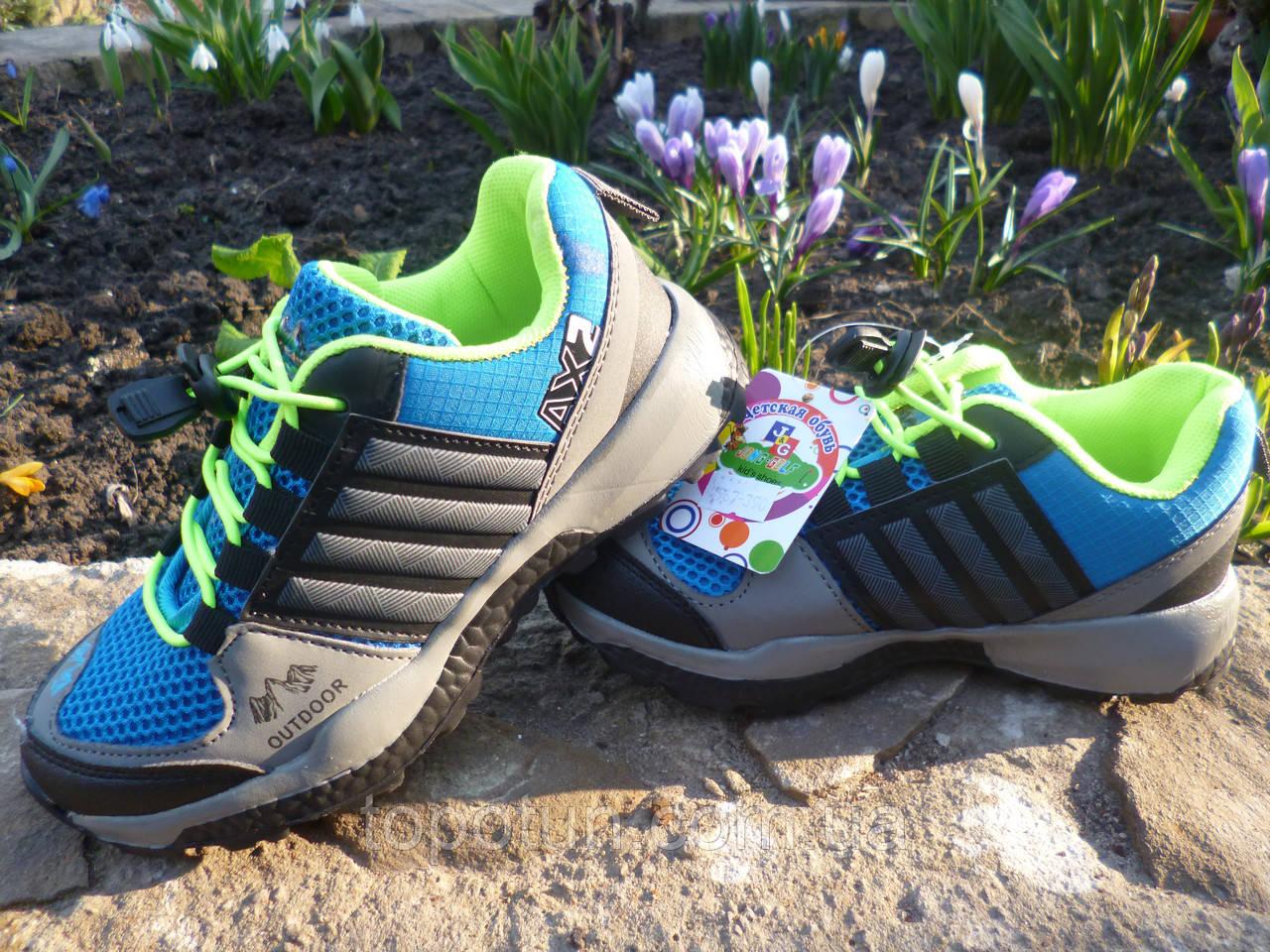 """Детские кроссовки для мальчика """"Jong Golf"""" Размеры: 33"""