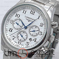 Longines Master Collection Steel-Write Automatic