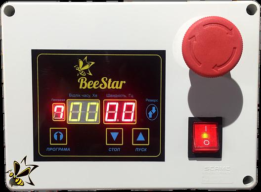 """Медогонка хордиальная (кассетная) на 9 кассет МК-9 (230мм) """"BeeStar"""", фото 2"""