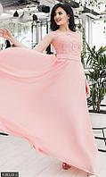 Красивое вечернее длинное платье