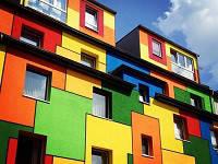 Краски фасадные oт производителя