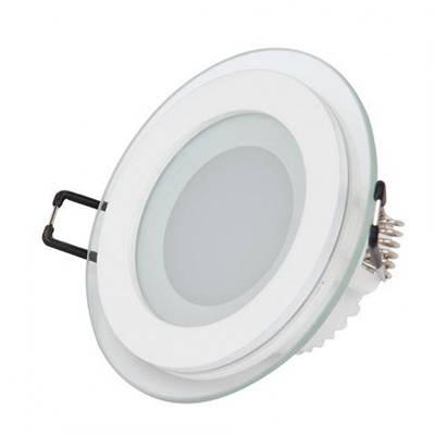 Светильник встраиваемый 6W 4200К, (белый)Horoz