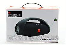 Мобильная колонка SPS mini boom BASS акустическая портативная беспроводная bluetooth