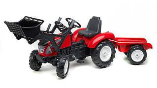 Педальний Трактор з причепом і ковшем 3-7 років Falk 3020AM