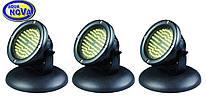 Светильник для пруда AquaNova NPL5-LED3х60 (к-т 3 лампы, датчик день/ночь)
