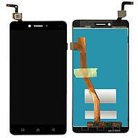 Дисплей с сенсорным экраном Lenovo K6 Note ( K53a48) черный