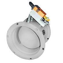 Заслінка кругла АЗД з електроприводом «Belimo»