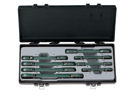 Набір ключів трещоточных накидних 8 пр. (6-22 мм) Force 50810 F