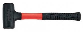 Молоток резиновый (безинерционный) 260 гр. 616260F