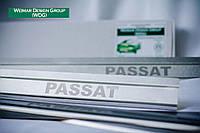 Накладки на пороги для Volkswagen Passat B6, B7, CC