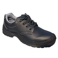 Туфли рабочие Novara с металическим подноском