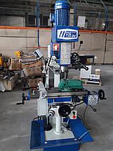 FDB Maschinen TMM100S универсальный фрезерный напольный станок по металлу, фото 2