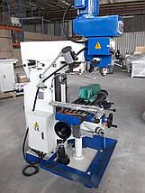 FDB Maschinen TMM100S универсальный фрезерный напольный станок по металлу, фото 3