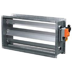 Заслінка прямокутна АЗД з електроприводом «Belimo»