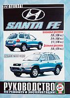 HYUNDAI SANTA FE   Модели 2000-2006 гг.  Руководство по ремонту и эксплуатации, фото 1