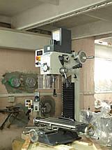 FDB Maschinen BF20 Vario настольный фрезерный станок по металлу, фото 2