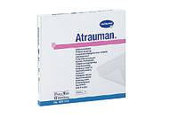 Повязка для лечения пролежней,  ожегов, трофических язв ATRAUMAN мазевая, атравматичная, стерильная 50 шт, 7,5